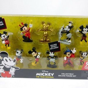 Disney Mickey Mouse Memories Collectible Deluxe